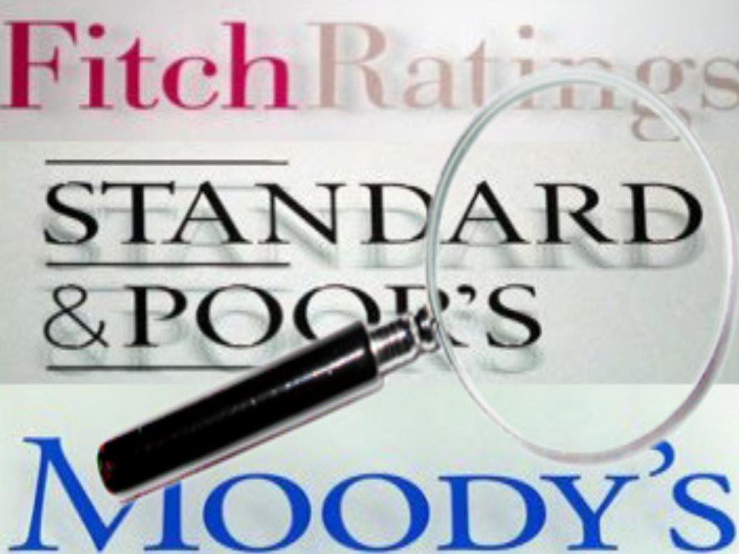 Risultati immagini per agenzie rating