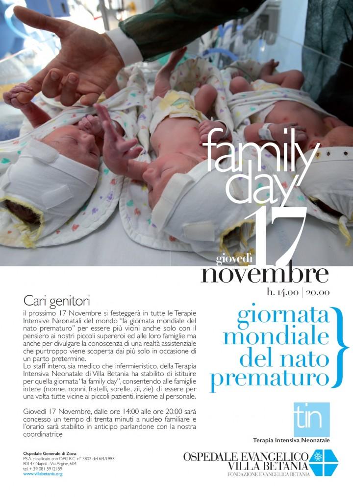 Villa Betania - Family Day