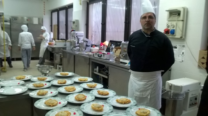 Chef Giuseppe Montuori
