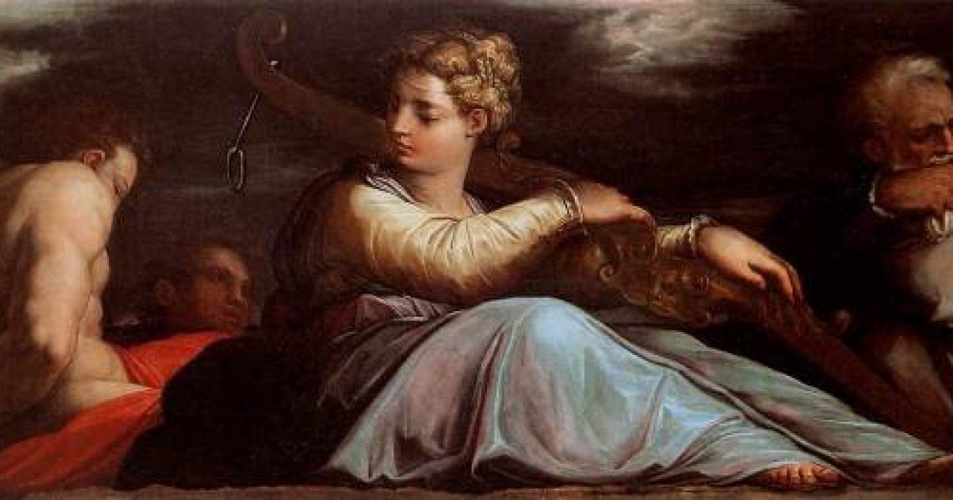 "Erri De Luca: ""Adda tene' pacienza pure int'a casa soia…"" (dipinto, Vasari)"
