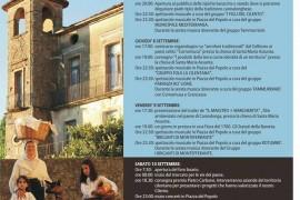 Cannalonga (SA), la 'fiera della frecagnola': una storia secolare
