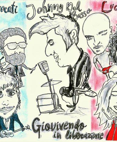 Abatemarco (SA), L'anniversario della liberazione d'Italia si festeggia a suon di musica con Johnny Dal Basso, Lu.Ce. & The Wigs e i The Avvocati