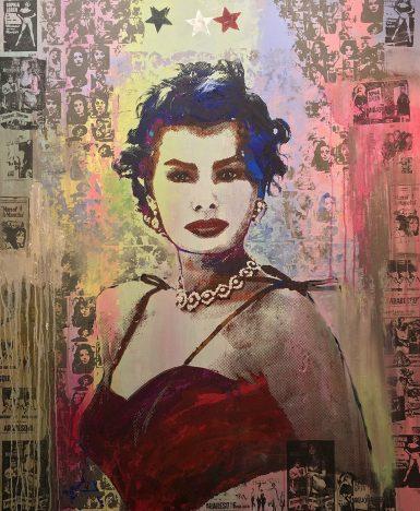 """Art&Finance: """"Icons as Art"""" dell'artista canadese Pietro Adamo"""