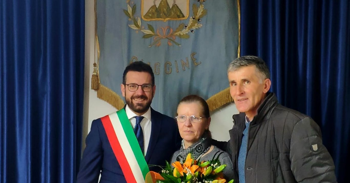 Piaggine (SA), la Comunità si arricchisce di una nuova cittadina italiana