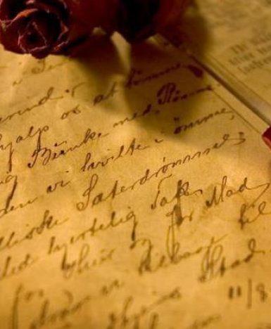 """Lettera d'amore, Carlo Lucarelli: """"Ho provato a scrivere tutto quello che c'è tra me e te…"""""""