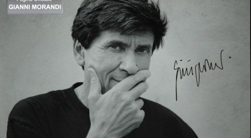 """Musica, dal 6 ottobre: """"DOBBIAMO FARE LUCE"""", il nuovo singolo di Gianni Morandi"""