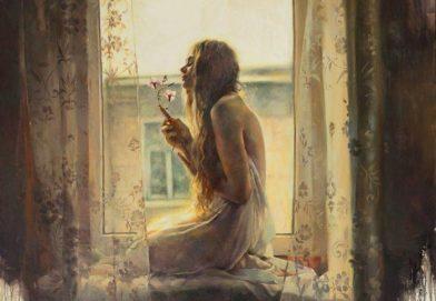"Alda Merini: ""Quelle come me…"" (Ivan Alifan artist)"