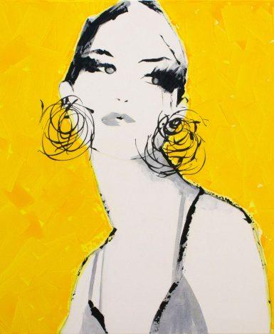Art&Finance: lo charme atipico e senza tempo delle donne di Lu Mourelle