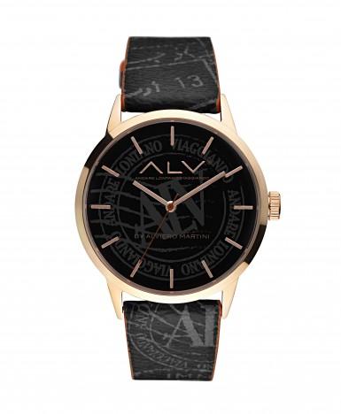 Alviero Martini festeggia i 10 anni di Alv e lancia la collezione di orologi