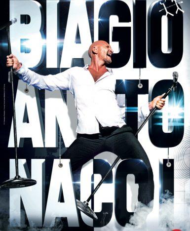 Biagio Antonacci, da oggi in prevendita i biglietti per il nuovo attesissimo tour 2017/2018