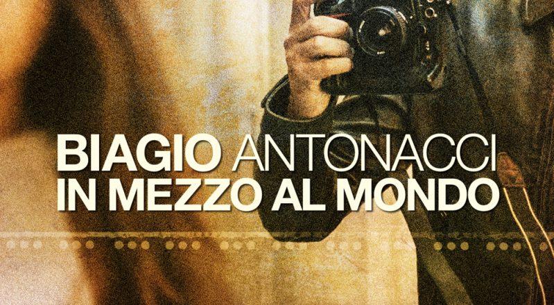 Musica, In mezzo al mondo: il nuovo singolo di Biagio Antonacci