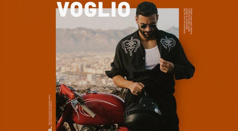 """Marco Mengoni, dal 19 ottobre: """"VOGLIO"""" e """"BUONA VITA"""", due brani in rotazione radiofonica e in digitale"""