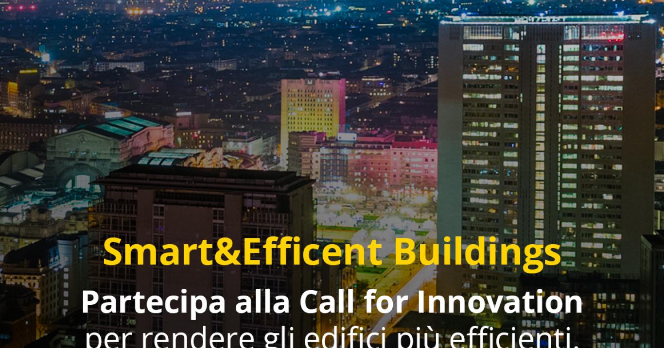 Eni gas e luce lancia Call for Innovation SmartEfficient Buildings per startup e PMI