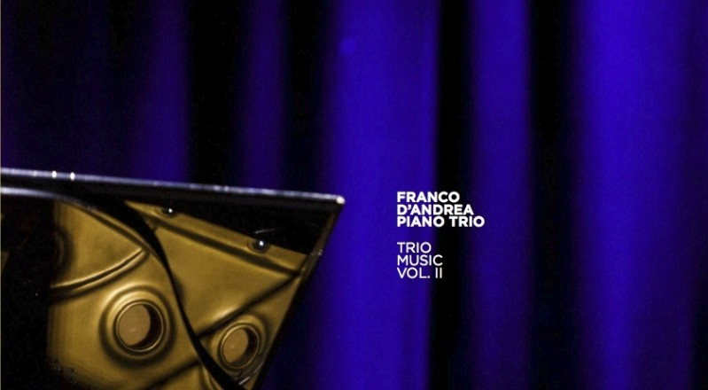 """Franco D'Andrea """"PIANO TRIO"""" in uscita venerdì 16 settembre PARCO DELLA MUSICA RECORDS"""