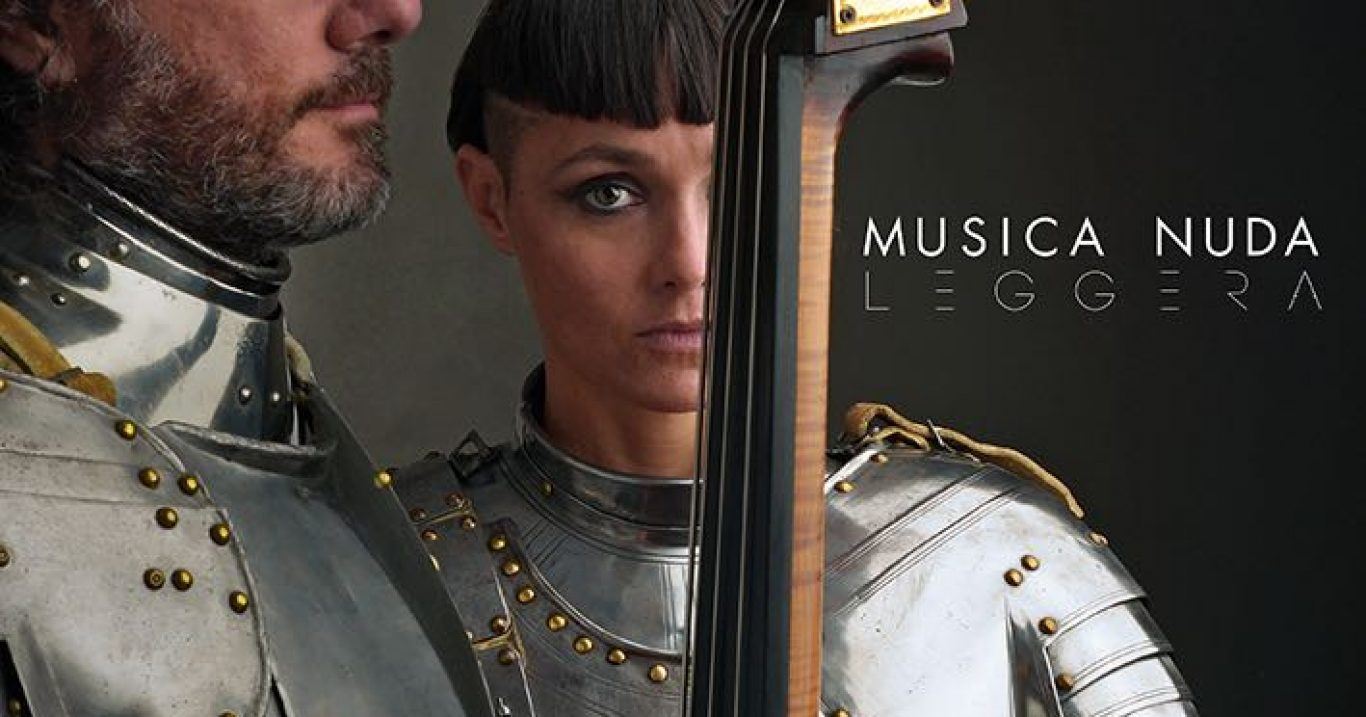 MUSICA NUDA, il 27 gennaio esce nuovo album LEGGERA