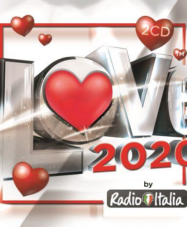 Love 2020: la compilation di Radio Italia che celebra l'amore