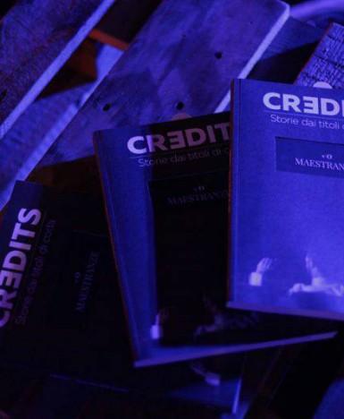 Editoria: Nasce CREDITS, magazine per il cinema che non si vede