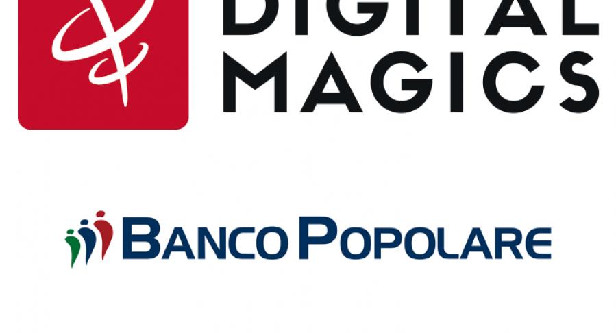 Banco Popolare e Digital Magics: 1 milione di Euro per startup e innovazione