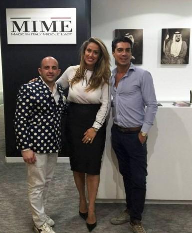 D Style, Domenico Auriemma conquista anche gli Emirati Arabi