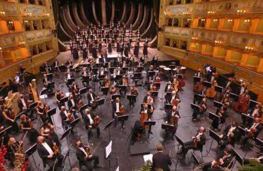 Teatro La Fenice di Venezia, Concerto di Capodanno 2021: Buon anno!