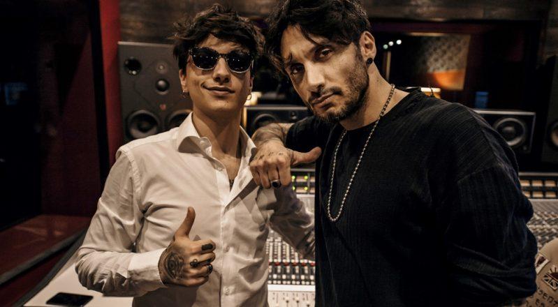 """Fabrizio Moro feat Ultimo, dal 20 aprile in radio e digitale: """"L'Eternità (Il mio quartiere)"""