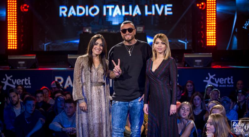 """Musica, dal 13 Novembre torna """"RADIO ITALIA LIVE"""""""