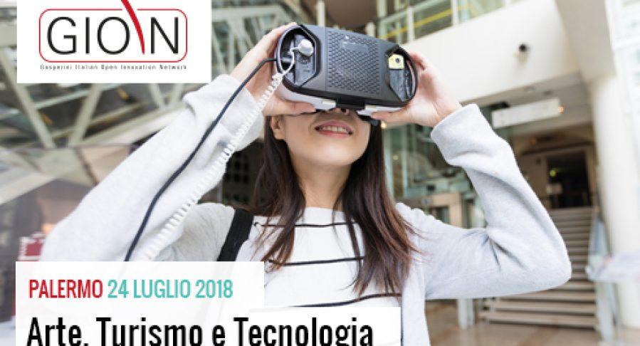 Arte, turismo e tecnologia: GIOIN torna a Palermo anche nel 2018 il 24 luglio