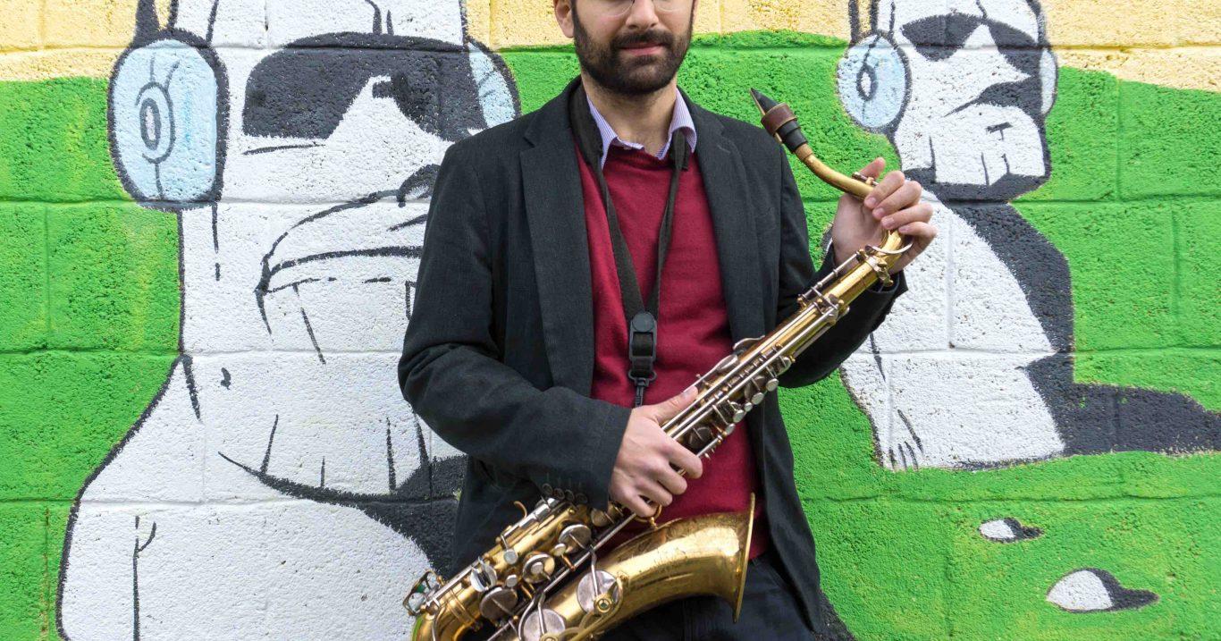 """Musica, """"Paolina and the Android"""": esce il 7 maggio il nuovo album del sassofonista senese Giovanni Benvenuti"""