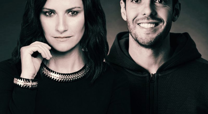 Laura Pausini e Kaká: diretta Instragram martedi 24 marzo