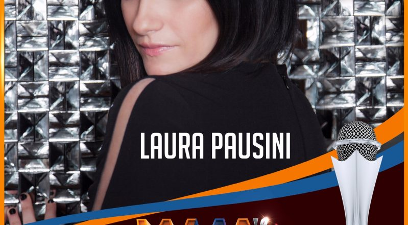 Laura Pausini ai World Music Awards 2018