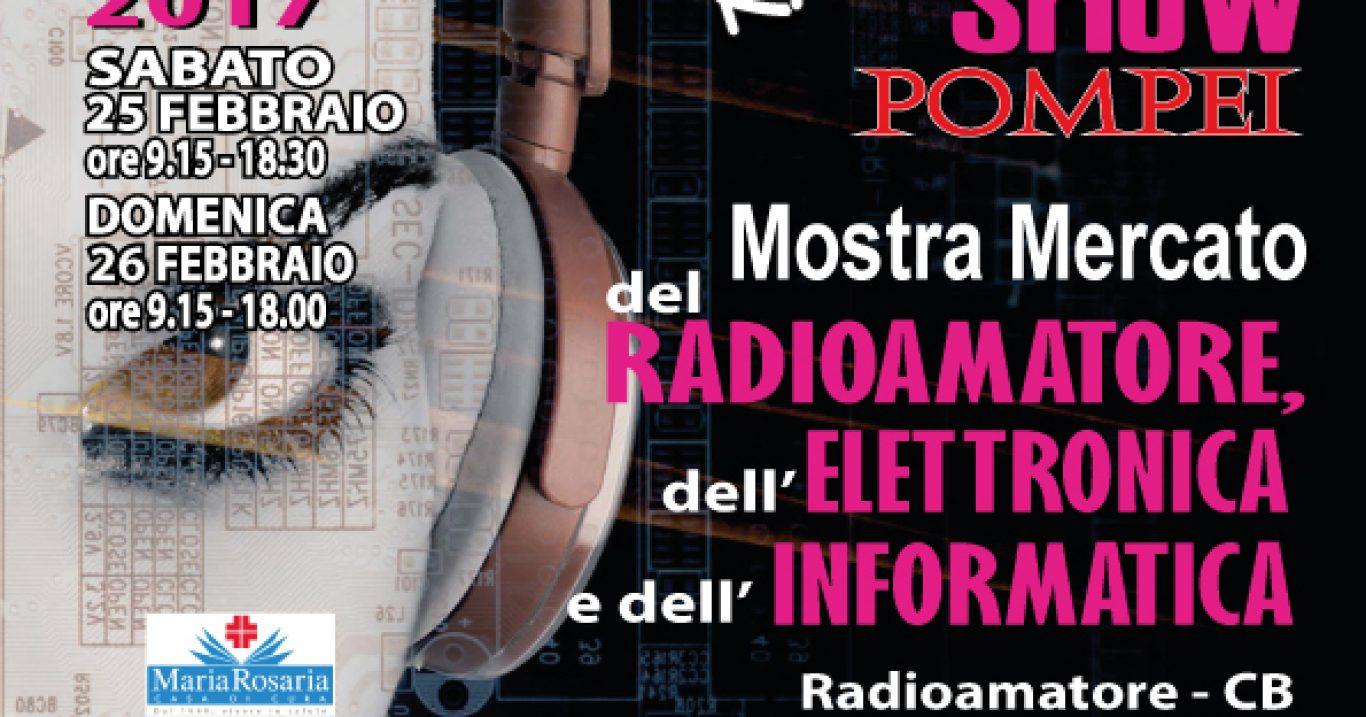 Ham Radio Show: a Pompei la fiera dell'elettronica