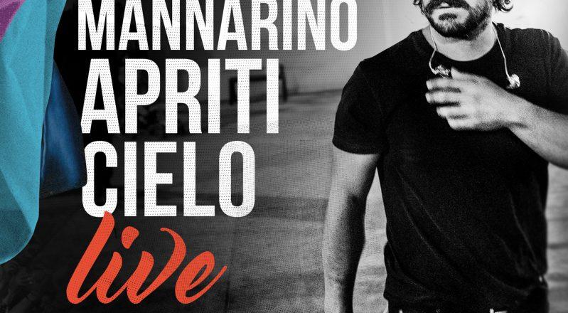 Musica: esce il 20 ottobre APRITI CIELO LIVE, il primo album dal vivo di Mannarino