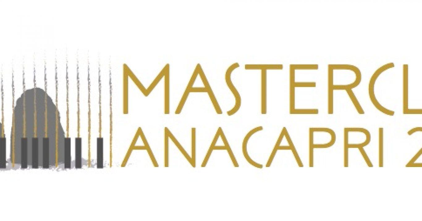Masterclass Anacapri 2018: un'immersione totale nella musica e nei luoghi più suggestivi del Mediterraneo