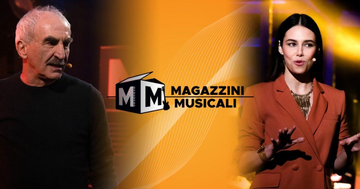 Magazzini Musicali, ospiti della puntata del 27 febbraio su Rai 2: Gazzelle, Mace, Piero Pelù,PerturbazioneeMatteo Romano
