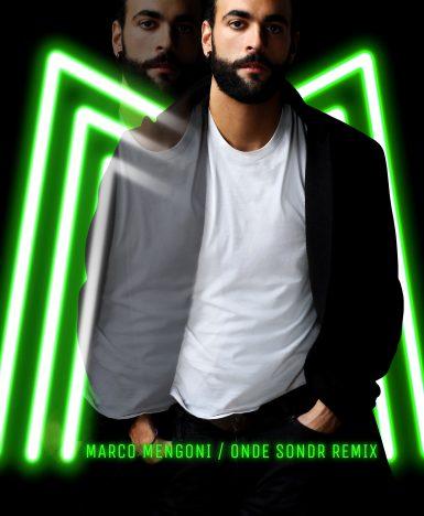 Marco Mengoni: dopo il grande successo di Onde (Sondr Remix), da oggi ONDE EP, una release internazionale