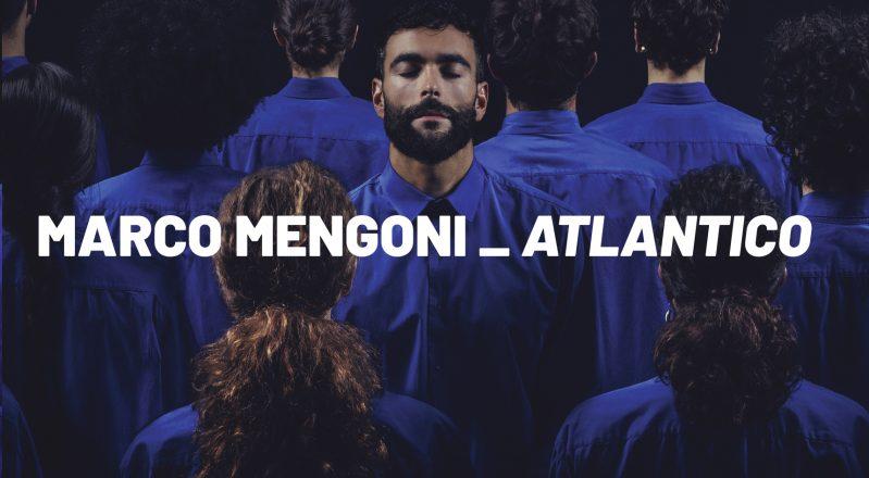 Marco Mengoni, Atlantico: debutta direttamente al primo posto della classifica degli album più venduti della settimana