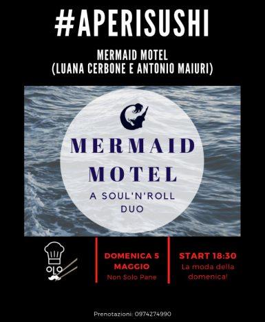 Vallo della Lucania (SA), 5 maggio: un tributo soul/blues a cura dei Mermaid Motel (Luana Cerbone e Antonio Maiuri)