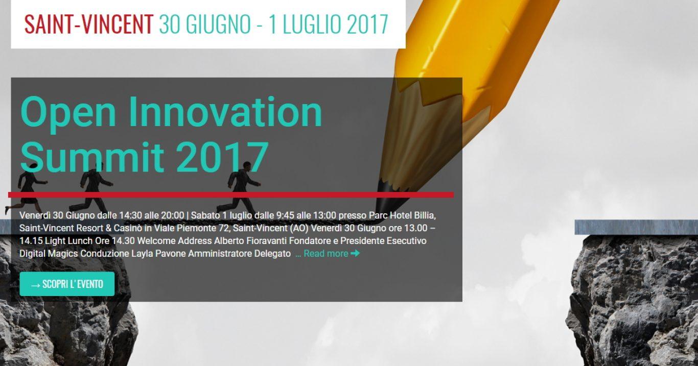 Ritorna Open Innovation Summit: 1° incontro nazionale dell'innovazione – Made in Italy