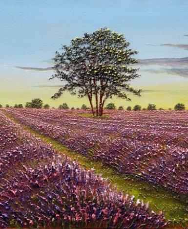 Art&Finance: la poeticità dei paesaggi a rilievo di Gene Pompa