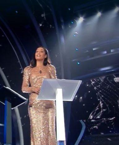 """Festival di Sanremo 2020, dal monologo contro la violenza sulle donne di Rula Jebreal: """"Quante volte noi donne siamo state Sally…"""""""