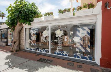 Siola apre a Capri a Via Camerelle e lancia il nuovo e-commerce siola.com