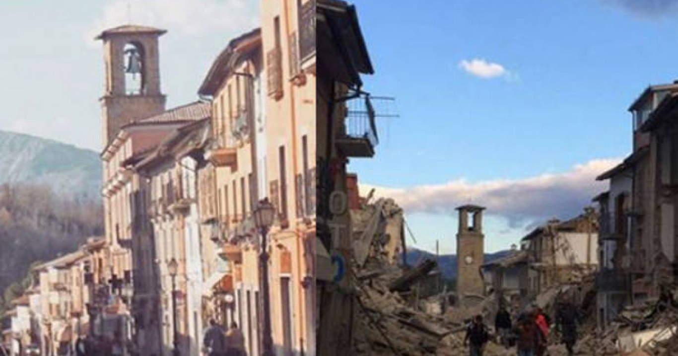 Terremoto Centro Italia: Save the Children, il 13 dicembre inaugurazione del nuovo Centro socio educativo ad Amatrice