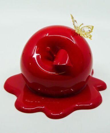 """Art&Finance: le seducenti """"mele"""" dello scultore Eric Pottier"""