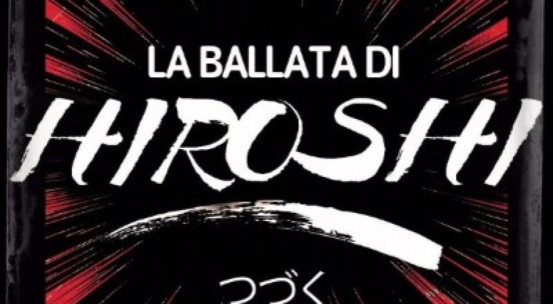"""""""LA BALLATA DI HIROSHI"""", disponibile su tutte le piattaforme digitali il singolo interpretato da Ilenia Pastorelli"""