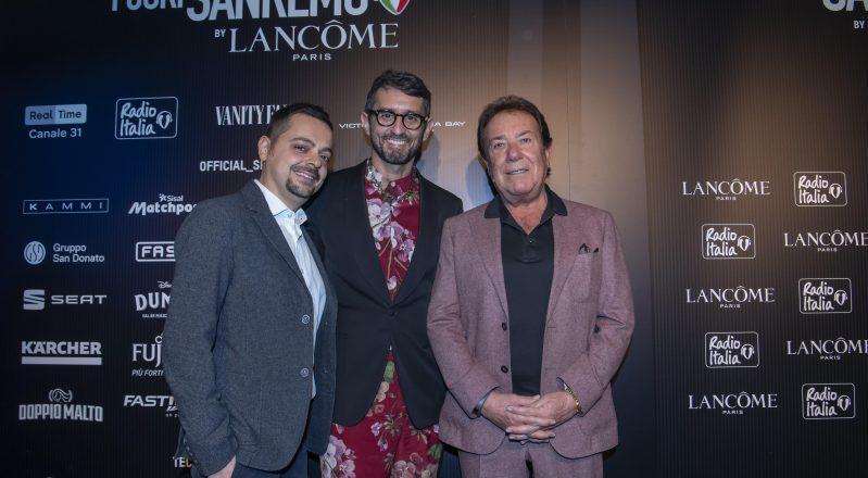"""Radio Italia alla 69ma edizione dei Festival di Sanremo: in diretta contemporanea radio e video da """"Fuori Sanremo by Lancôme"""""""