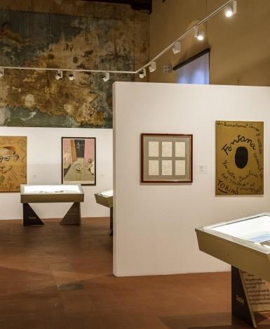 Palazzo Corvaja, Taormina (ME): Dietro le pagine di un libro d'arte, una conversazione con Paola Gribaudo e Barbara Tutino