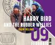 Draft di Vallo della Lucania (SA): dall'Irlanda HARRY BIRD and the RUBBER WELLIES