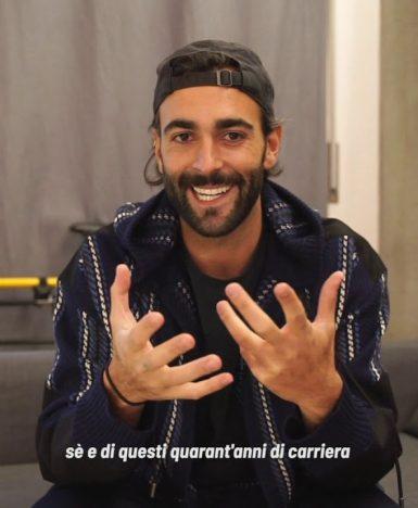 Il Riff di Marco Mengoni: ospite della puntata è Vincenzo Mollica (VIDEO)