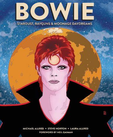 PANINI COMICS presenta BOWIE, la biografia a fumetti del Duca Bianco: disponibile dal 10 gennaio, nell'anniversario della scomparsa