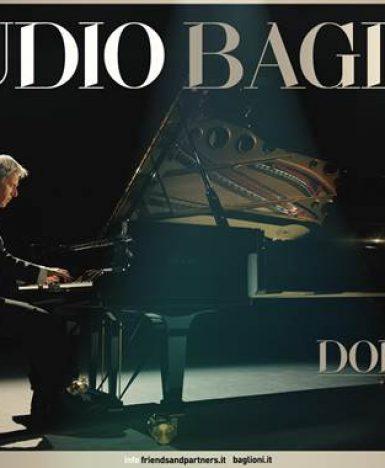 """Claudio Baglioni torna dal vivo con """"Dodici Note Solo"""""""